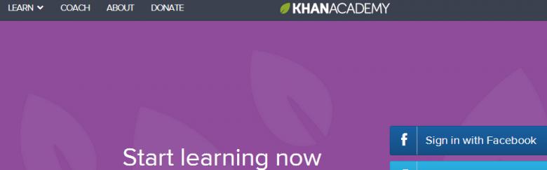 Kahn Academy - безплатно обучение