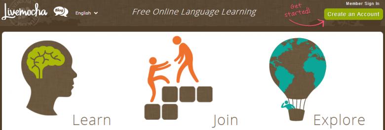 LiveMocha - безплатни обучения