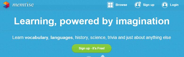Memrise - безплатни обучения в интернет