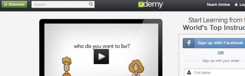Udemy - платени и безплатни онлайн обучения
