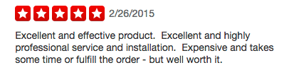 Мнения от клиенти за продукт
