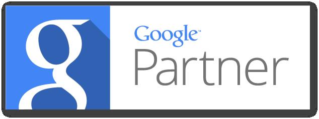 Официален партньор на Google