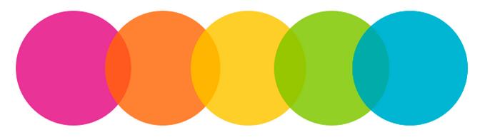 третични цветове