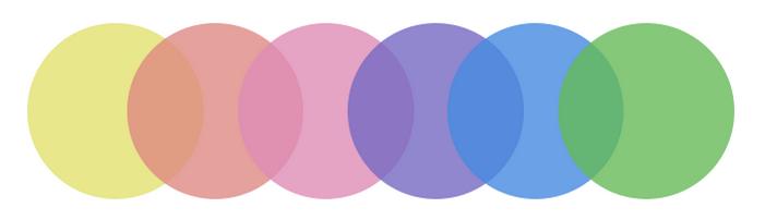 нюанси на цветовете