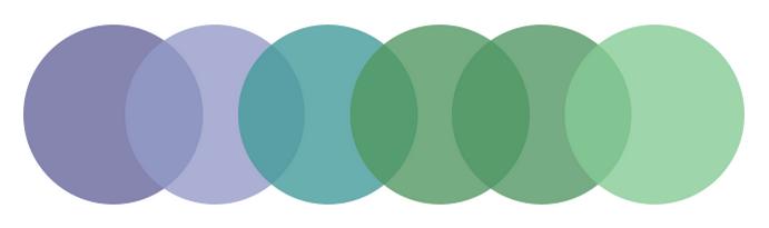 тониране на цветовете