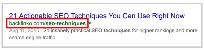 Пример за име на URL адрес