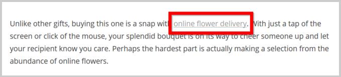 """Резултат от търсене за """"online flower delivery"""""""