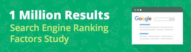 Проучване на факторите за класиране в Google