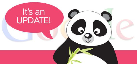 Google Panda ъпдейт