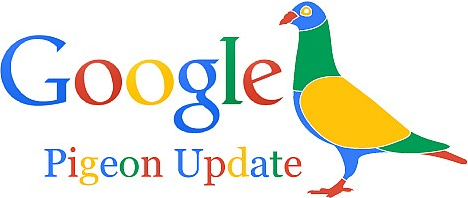 Google Pigeon ъпдейт