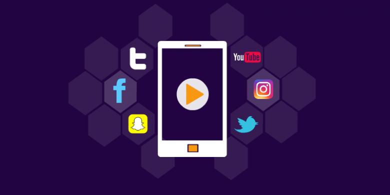 Социални видеа
