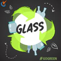 Стъкло за рециклиране