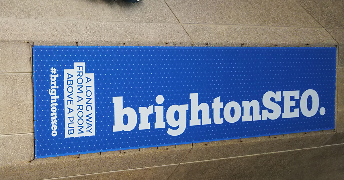 BrightonSEO 2019 Coverage