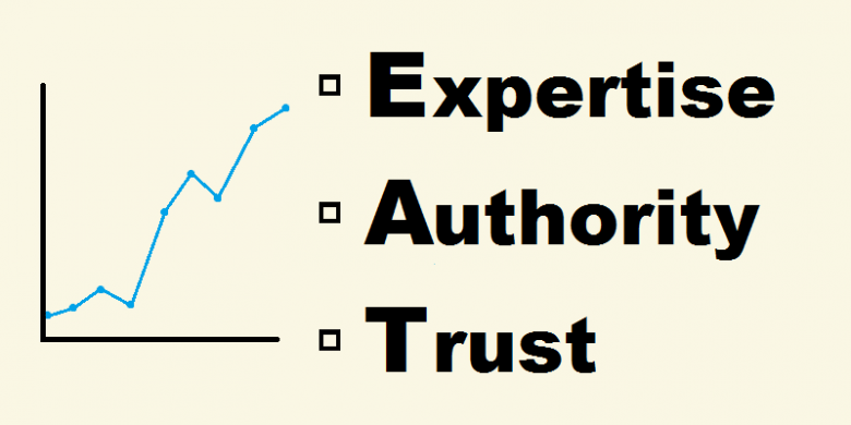 Expertise, Authoritativeness, Trustworthiness