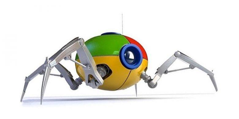 Googlebot обхожда уеб страниците