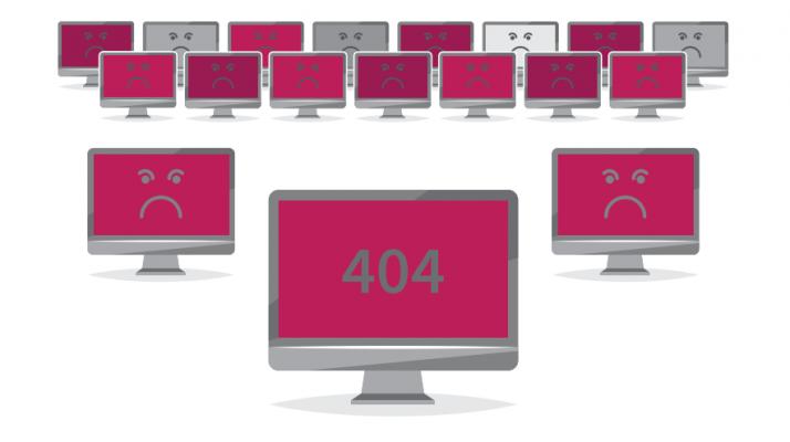 Проверка на 404 страници