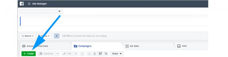 Създаване на рекламна кампания за Messenger