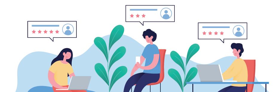 Какво мислят клиентите за нашите услуги?