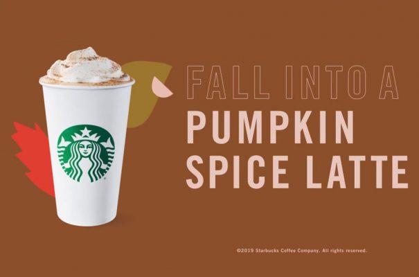 Есенна кампания на Starbucks