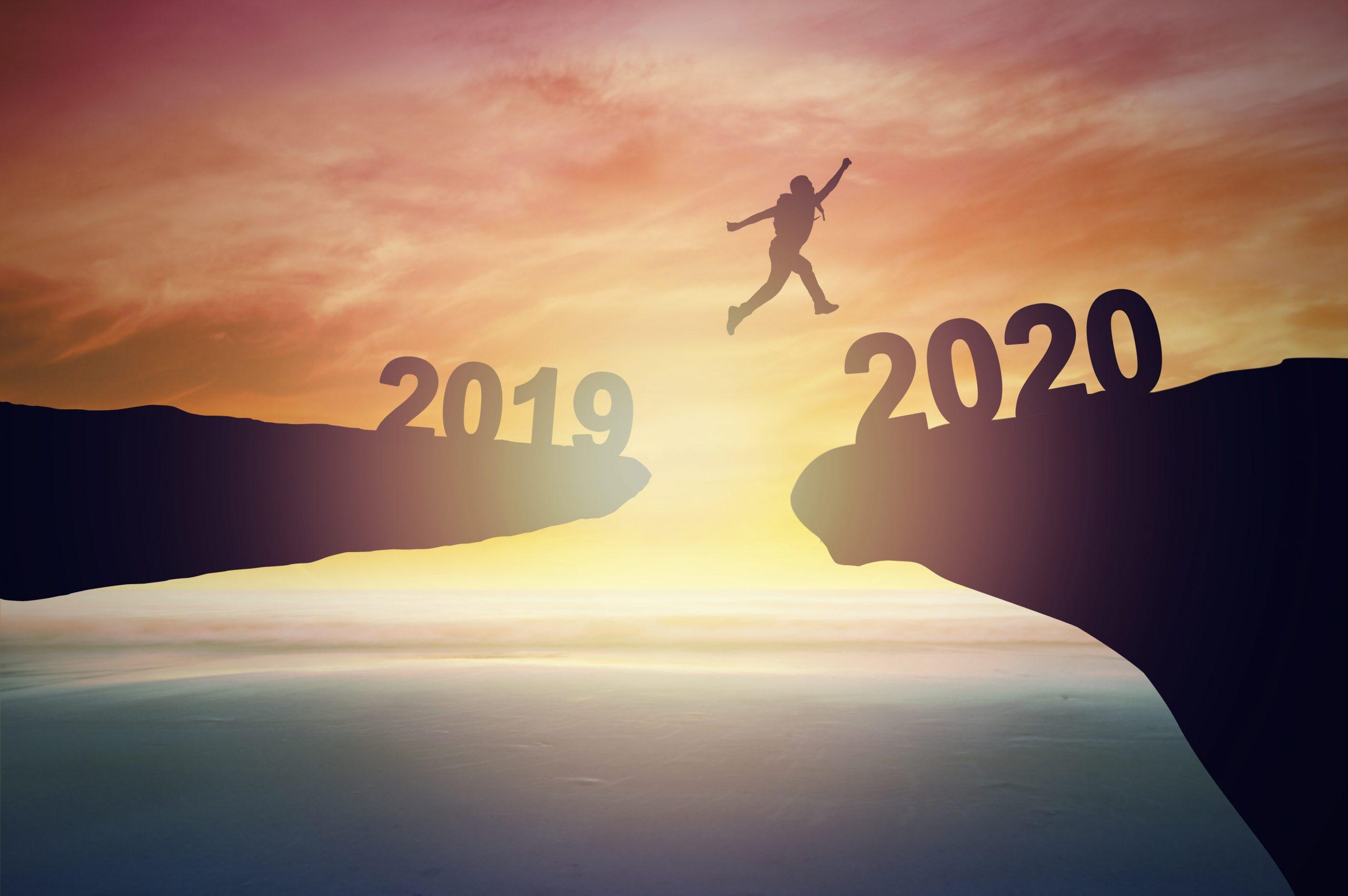 Добре дошли в 2020