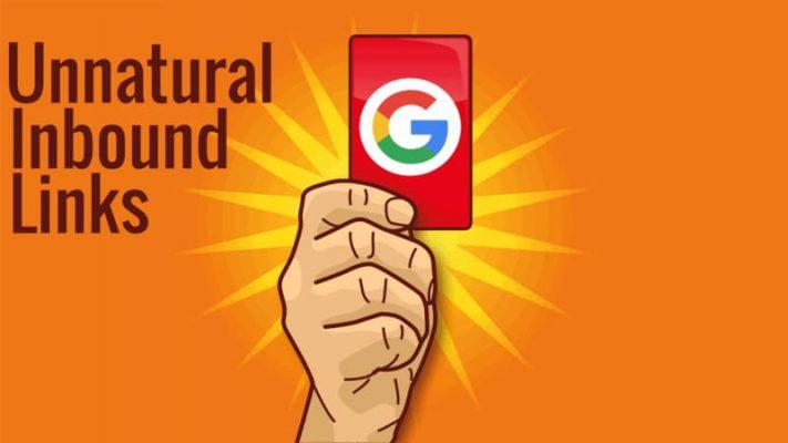 Участието в схеми с линкове може да доведе до ръчно SEO наказание от Google